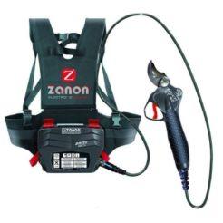 ZANON TIGER ZT 40 DRIVE 604S Ψαλίδι Κλαδέματος Μπαταρίας 50,4V/5,8Ah 40mm
