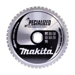 MAKITA B-33598 Δίσκος Κοπής Πάνελ 270 x 30 x 2.4mm 60 Δοντιών