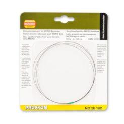 PROXXON 28182 Λάμα Κοπής 1065mm με 10 Δόντια/Ίντσα για MBS 240/E