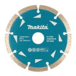 MAKITA D-41595 Διαμαντόδισκος Κοπής Σκυροδέμαντος Φ125mm