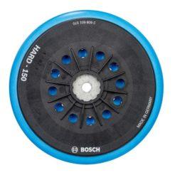 BOSCH 2608601570 Πέλμα Τριβείου Πολλαπλών Οπών Σκληρό Velcro Φ150mm