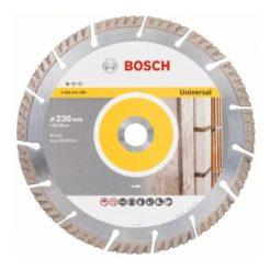 Διαμαντόδισκος Κοπής 230 mm Standard for Universal BOSCH 2608615065