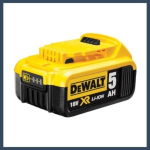 dewalt batteries