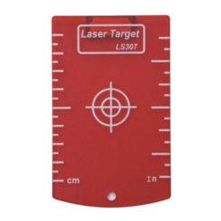 KAPRO 633124 Στόχος Laser Aλφαδιών Μαγνητικός Κόκκινος