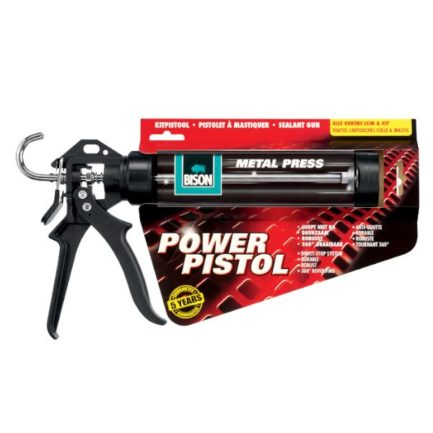 BISON 20067 Power Pistol Πιστόλι Σιλικόνης