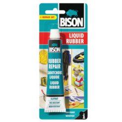 BISON 20646 Liquid Rubber Κόλλα Υγρό Λάστιχο 50ml