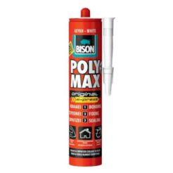 BISON 22628 Polymax Original Express Σιλικόνη Λευκή 280ml
