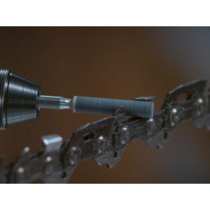 DREMEL 453 Τροχός Ακονίσματος Αλυσίδας Αλυσοπριόνου 4mm Σετ 3τμχ (26150453JA)