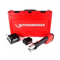 ROTHENBERGER ROMAX 4000 Πρέσσα Ηλεκτρουδραυλική Μπαταρίας 18V/4Ah (1000002683)