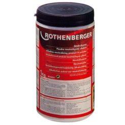 ROTHENBERGER 61115 Αλκαλική Σκόνη Ουδετεροποίησης 1kg