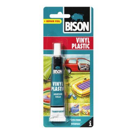 BISON 66413 Vinyl Plastic Κόλλα Μαλακών-Εύκαμπτων Υλικών PVC 25ml