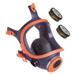 CLIMAX 732 N Μάσκα Προστασίας Ολοκληρου Προσώπου με 2 Φίλτρα (732101)