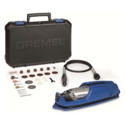 DREMEL 3000JS (3000-1/25 EZ) Πολυεργαλείο 130W με Κασετίνα και Εξαρτήματα (F0133000JS)