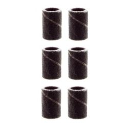 DREMEL 438 Ταινία Λείανσης 6,4 mm Μέγεθος κόκκων 120 Σετ 6Τμχ (2615043832)