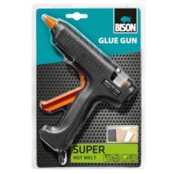 BISON 24834 GLUE GUN SUPER 60W Πιστόλι Θερμαινόμενης Σιλικόνης