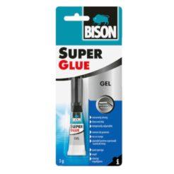 BISON 26397 Super Glue Gel Κόλλα Στιγμής 3gr