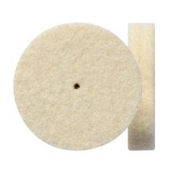 DREMEL 429 Δίσκος Στίλβωσης 26mm Σετ 3τμχ (26150429JA)