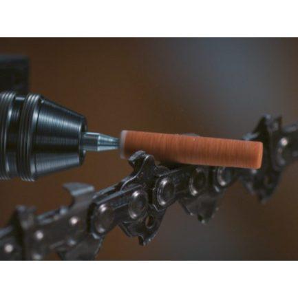 DREMEL 454 Πέτρα Τροχίσματος Αλυσίδας Αλυσοπριόνου 4,8mm Σετ 3τμχ (26150454JA)