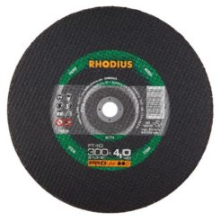 RHODIUS FT40 Δίσκος Κοπής Μαρμάρου 350x4 mm