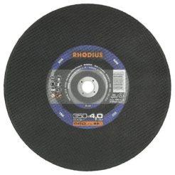 RHODIUS FT49 Δίσκος Κοπής Σιδήρου 350x4mm