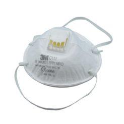 3M C111 Μάσκα Προστασίας FFP1 με Βαλβίδα Εκπνοής