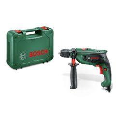BOSCH EasyImpact 570 Δράπανο Κρουστικό Ηλεκτρικό 570W με Βαλιτσάκι (0603130100)