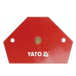Yato ΥΤ-0866 Μαγνητική Γωνία Συγκόλλησης 95mm (20000866)