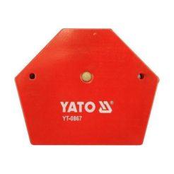 YATO YT-0867 Μαγνητική Γωνία Συγκόλλησης 136mm (20000867)