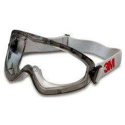 3M 2890 Γυαλιά Πολυκαρβονικά Αεριζόμενα Προστασίας Κλειστού Τύπου