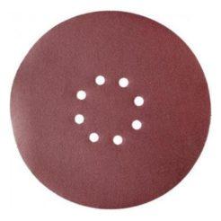 EINHELL 4259921 Γυαλόχαρτο Σετ 10τμχ Φ225 με Κόκκωση P120 για Τριβείο Τοίχου