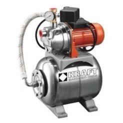 KRAFT SGP 20/800X Πιεστικό Συγκρότημα Inox 1,1hp 800W (43511)