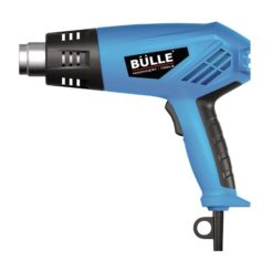 BULLE 63421 Πιστόλι Θερμού Αέρα 2000W με 4 Ακροφύσια