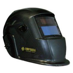 IMPERIA 65611 Μάσκα Ηλεκτροσυγκόλησης με Ηλεκτρονικό Φίλτρο και Οπτικό πεδίο 98x43 mm