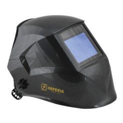 IMPERIA 65621 Μάσκα Ηλεκτροσυγκόλλησης Ηλεκτρονική και Οπτικό Πεδίο 100x73mm