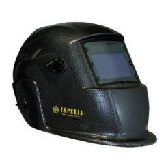 IMPERIA 65625 Μάσκα Ηλεκτροσυγκόλησης με Ηλεκτρονικό Φίλτρο και Οπτικό Πεδίο 98x55mm