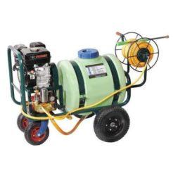 NOVA 4S-100 Ψεκαστικό Συγκρότημα Βενζίνης με Βυτίο 80Lt 5.5Hp (69438)