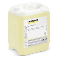 KARCHER RM 732 Απολυμαντικό Υγρό Απορρυπαντικό Ιοκτόνο 5lt (62955960)