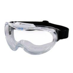 TAIWAN SG-271 Διάφανα Γυαλιά Προστασίας με Λάστιχο Κλειστού Τύπου