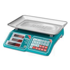 TOTAL TESA3301 Ζυγαριά Ηλεκτρονική Πάγκου 30kg