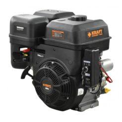 KRAFT 23467 Κινητήρας Βενζίνης Τετράχρονος Με Σφήνα 420cc / 12,5hp Με Ηλεκτρική Εκκίνηση