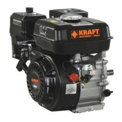 KRAFT 23468 Κινητήρας Βενζίνης Tετράχρονος 208cc / 6hp Με Σφήνα