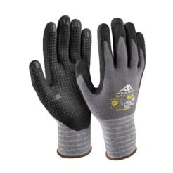 ACTIVE GEAR Flex F3139 Γάντια Εργασίας Νιτριλίου με Προεξοχές L