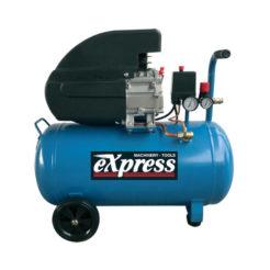EXPRESS 40134 Αεροσυμπιεστής Μονομπλόκ Λαδιού 2Hp 50L