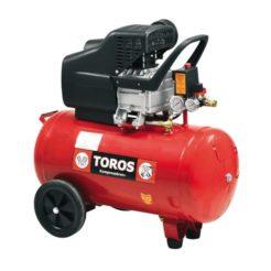 TOROS TM 50/2.5 Αεροσυμπιεστής Μονομπλόκ Λαδιού 2.5Hp 50L (40138)