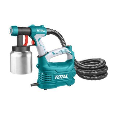 TOTAL TT5006-2 Πιστόλι Βαφής Ηλεκτρικό με Δοχείο 800ml Αλουμινίου 500W