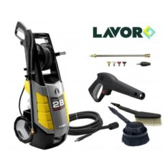 LAVOR Vertigo 28 Πλυστικό Μηχάνημα Υψηλής Πίεσης 180Bar 2800W Με Πλούσιο Εξοπλισμό (605010)