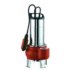 KRAFT 63541 Αντλία Υποβρύχια Ακάθαρτων Υδάτων Βαρέως Τύπου (Heavy Duty) Inox Με Περιδίνηση (Vortex)