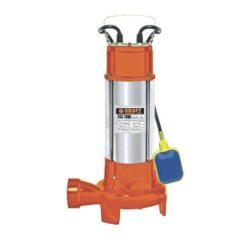 KRAFT 63550 Αντλία Υποβρύχια Λυμάτων INOX Με Κοπτήρα 1300W