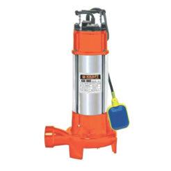 KRAFT 63551 Αντλία Λυμάτων Υποβρύχια INOX Με Κοπτήρα 1800W