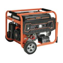 KRAFT LT-6500Ε Γεννήτρια Βενζίνης Τετράχρονη 389cc - 5000W Ηλεκτρικής Εκκίνησης Με Ρόδες (63732)